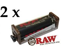 2 pcs RAW Dark Rolling Paper Machine 70mm Standar Size (2 WayRoller) *Authentic*