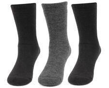 6 Pairs woolen Mens Regular size Formal Cotton Winter Socks Men Comfortable