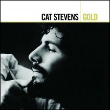 CAT STEVENS (2 CD) GOLD ~ FATHER & SON~SAD LISA ++ GREATEST HITS / BEST OF *NEW*