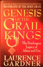 Genesis of the Grail Kings by Laurence Gardner Hardcover NEW
