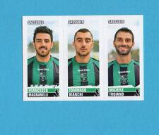 PANINI CALCIATORI 2012-2013-Figurina n.634- MAGNANELLI+BIANCHI+..-SASSUOLO-NEW