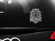Harry Potter - Gryffindor Car Bumper Window Sticker