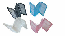 New Game Card Holder Carrying Case Bag for Nintendo DS XL DSi (TOTAL: 4 PCS)