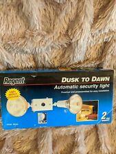 Vintage Regent DusktoDawn PF3W White Automatic Security Light
