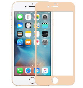 Full Coverage Tempered Glass Screen Protector For Apple iPhone 6 6s Plus 7 8Plus