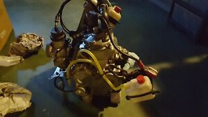 Rotax Max 125 engine for kart