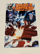 Transformers War Within #4 January 2004 Dreamwave Comics
