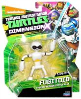 TMNT Nickelodeon Teenage Mutant Ninja Turtles Dimension X Fugitoid IN HAND!