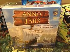 ANNO 1503 - Klaus Teuber - NEW SEALED Mayfair Games #3302 Board Game 2-4 Player