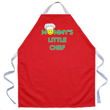 LA Imprints Apron for Kids Children Boys Girls Mommy's Little Chef