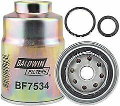 Baldwin BF7534 FWS Spin-on with Threaded Port