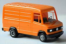 Mercedes Benz T2 Kasten orange 1:87 Herpa 042246