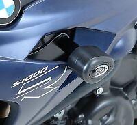 R&G RACING Aero Crash Protectors, BMW S1000R 2014-2016 *BLACK*
