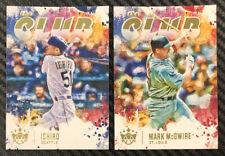 2021 Diamond Kings Baseball The Club Insert Cards Singles You Pick