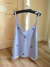 womens strappy top/blouse size 18