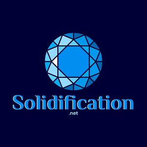Solidification.net - Domain Name | Single Dictionary Word | Brandable