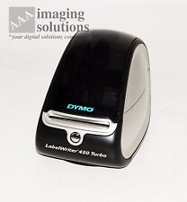"Dymo LabelWriter 450 Turbo Label Printer with Power Cord, Model: 1750283 ""USED"""