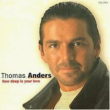 Thomas Anders How deep is your love (11 tracks, 1992) [CD]
