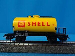 Marklin 4502 SHELL tanker car