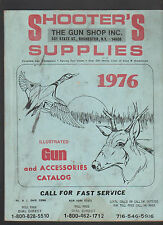 Shooters Supplies 1976 Illustrated Gun & Accessories Catalog