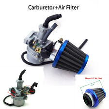 1x 22mm Carburetor Carb + Air Filter 38mm for For 110/125cc Engine Dirt Bike ATV