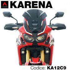 Kit 2 faretti omologati KARENA con staffe e cablaggio x Honda Africa Twin 2016>