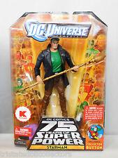 DC Universe Classics STARMAN VARIANT (DCUC Wave 15 Fig 6) BAF VALIDUS_MOC NEW