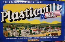 Bachmann Plasticville HO Cape Cod House