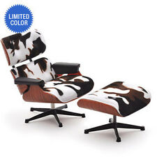 Dollhouse Sedia di design 1:12 Charles Eames chair ottoman pony REC064 ULTIME