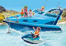 Playmobil FunPark yate moto de agua pirata rico ibiza verano vacaciones 70630