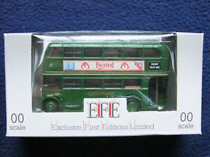 EFE AEC RTL Bus 1:76 Scale - various liveries available BOXED