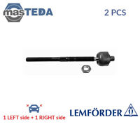 2x LEMFÖRDER INNER TIE ROD AXLE JOINT PAIR 21153 02 P NEW OE REPLACEMENT