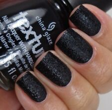 China Glaze Texture BUMP IN THE NIGHT 81494 (14ml) New: Freepost Australia