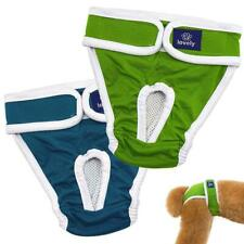 Physiological Pants Washable Female Dog Underwear Sanitary Panties S-2xl