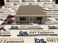 HAMEG Instruments HM8142 Programmable Power Supply w/Warranty!!
