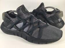 Nike Air Huarache NM Dark Grey Black Mens Size 10 Rare 705159-005 Running