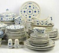 FURNIVALS Dinner Teaware DENMARK BLUE Johnson Bros Mason's Selection You Choose