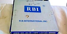 Rbi No. 40 - 1R x 10' Chain