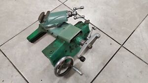 """Atlas 10"""" Lathe COMPLETE Saddle and Apron with Cross Slide, Great Working Cond!"""