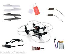 Syma X11 X11C Quadcopter Blades, Battery, Charger, Skids, Motor, All Spare Parts