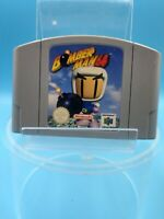 jeu video nintendo 64 loose BE EUR bomberman 64