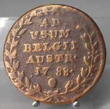 2 Liards 1788, Joseph II., Brüssel