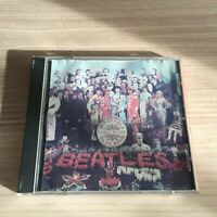 The Beatles _ Sgt. Pepper's Lonely Hearts Club Band_CD Album_1987 Parlophone ITA