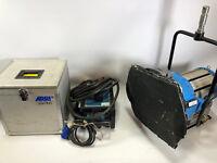 Arrisun 12plus 1.2k HMI Par kit with Arri 575/1200EB
