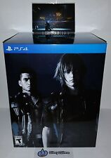 FINAL FANTASY XV ULTIMATE COLLECTOR'S EDITION + POSTCARDS PlayStation 4 PS4 NEW!