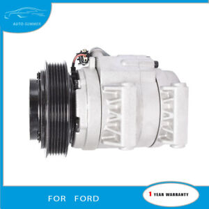 A/C Compressor For 2006-2012 Ford Fusion CO 11212C