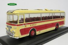 BNIB OO GAUGE OXFORD DIECAST 1:76 76PAN007 PLAXTON PANORAMA RIBBLE COACH BUS