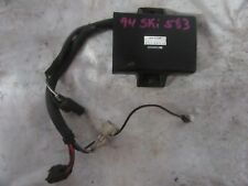 94' OEM Ski Doo Formula Z 583 Amplifier Box #410918900 Item #1771