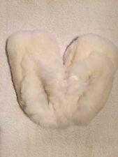 Handmade Alpaca Skin Slippers from Peru (Size 7.5-8)