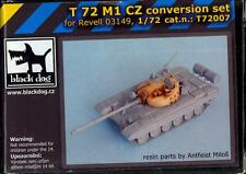 Blackdog Models 1/72 T-72 M1 CZ Russian Tank Resin Detail Set